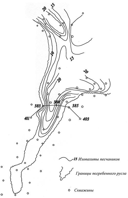 О некоторых седиментационных моделях продуктивных пластов верхнеюрского васюганского комплекса Западной Сибири