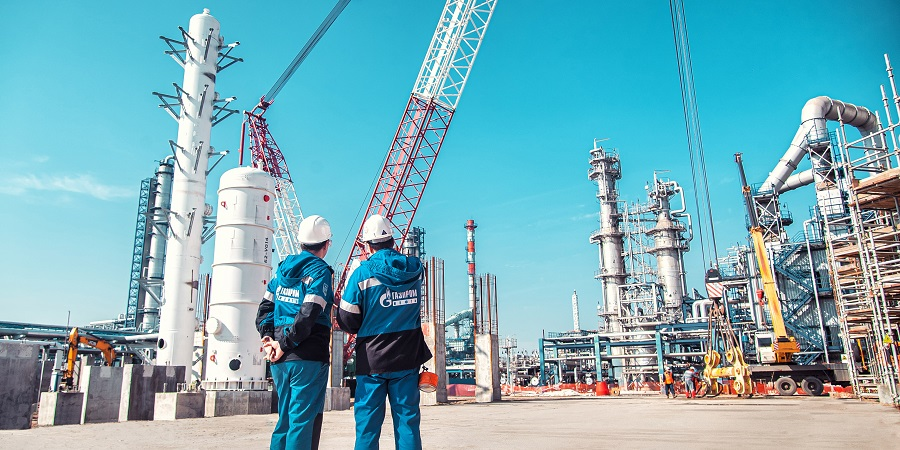 Gazprom Neft develops capacity to increase production of high-octane fuels