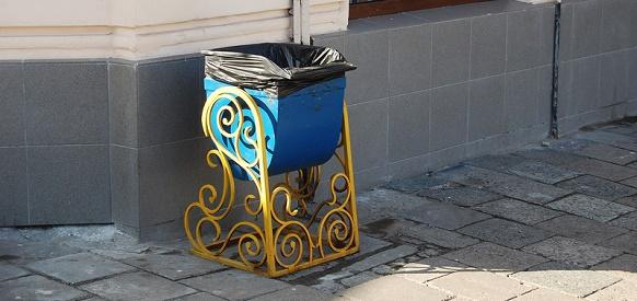 На Украине планируют замещать газ мусором