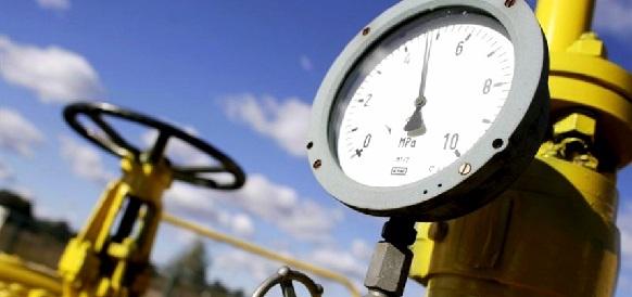 Украина потратила почти 500 млн м3 газа за 1-ю неделю декабря 2015 г