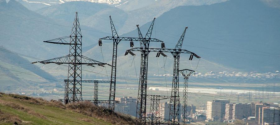Большая часть жителей Еревана осталась без электроснабжения