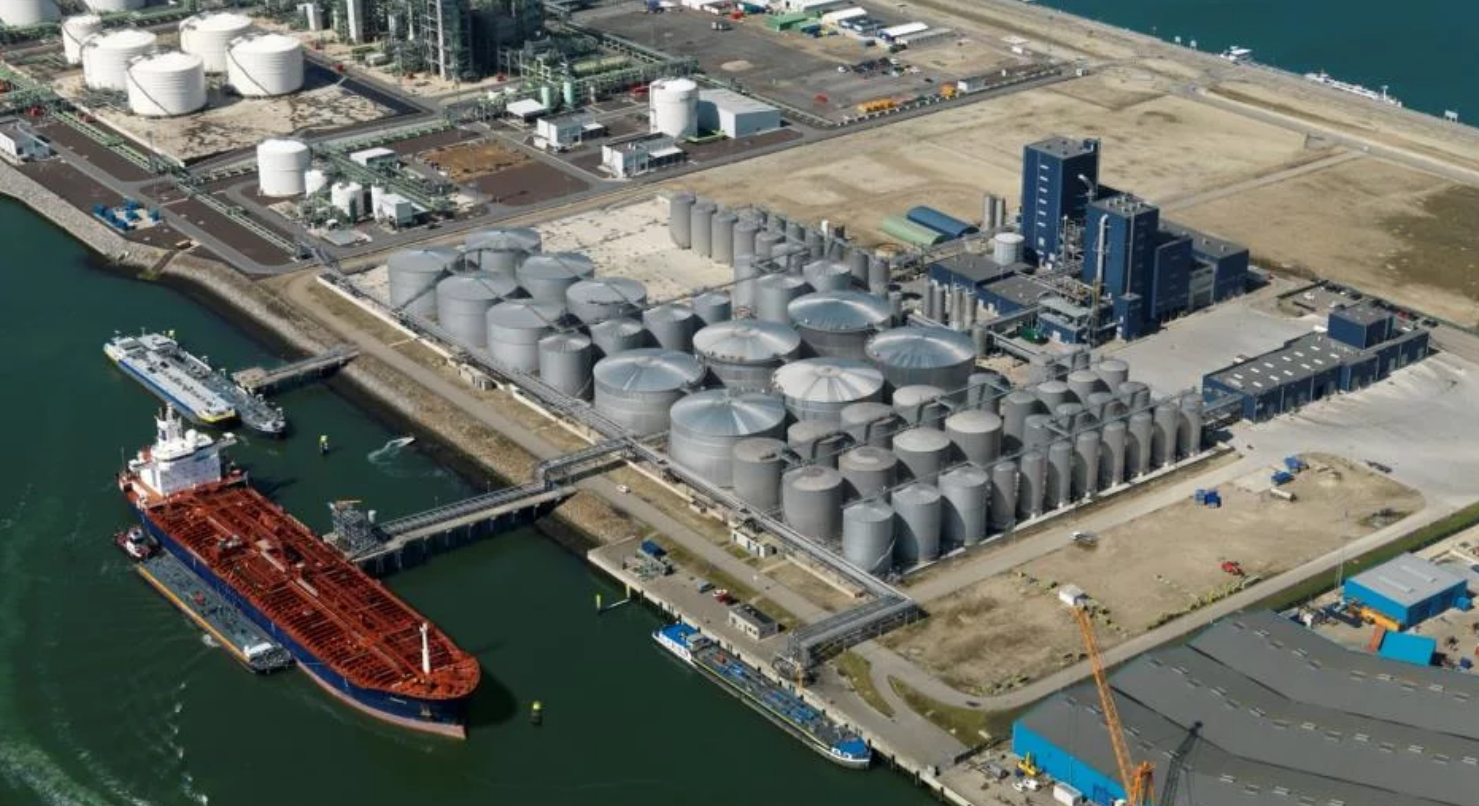 Netherlands announced a massive investment of €2.1 billion in Europe's largest carbon capture and storage project