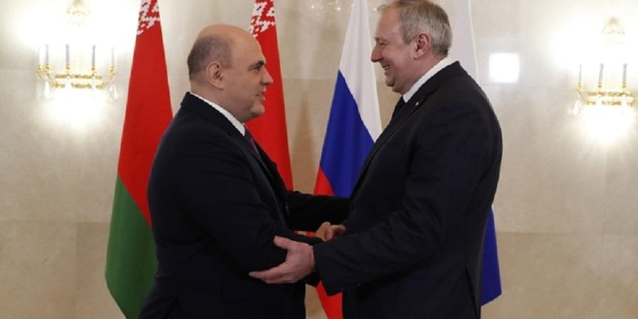 Падение цен на нефть позволит РФ и Белоруссии договориться? М. Мишустин встретился с С. Румасом