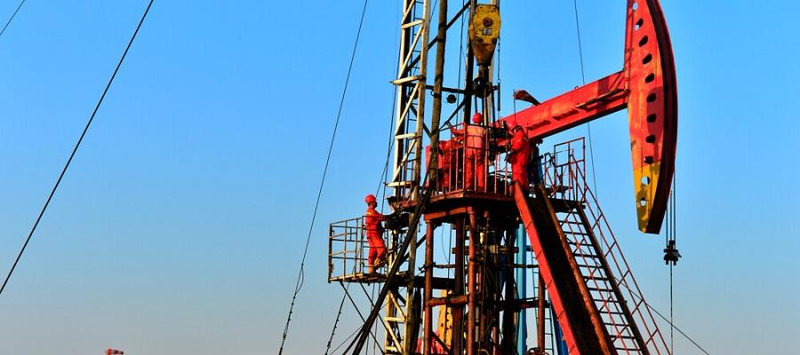 На Украине увеличилась добыча нефти и газа