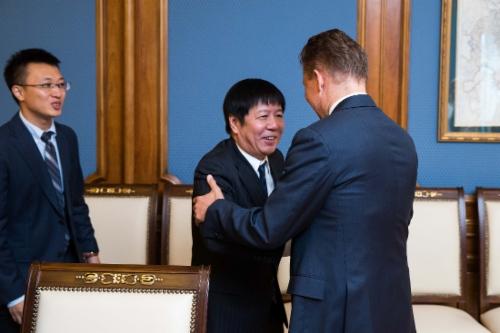 В Газпроме согласовали условия поставок газа в Китай по западному маршруту