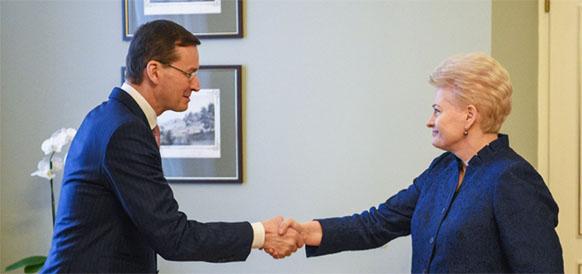 Дружба против. Литва, Латвия и Польша продолжают попытки торпедировать проект Северный поток-2