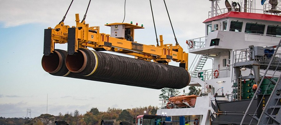 Nord Stream 2 пока не представила новый график прокладки труб
