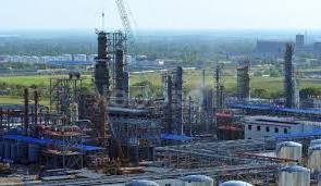 Китай выделит 400 млн долл США на увеличение мощности НПЗ Джунда до 3 млн тонн нефти