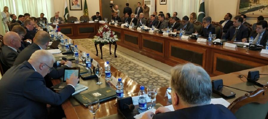 Невесело. В Пакистане прошло 6-е заседание Российско-Пакистанской межправительственной комиссии