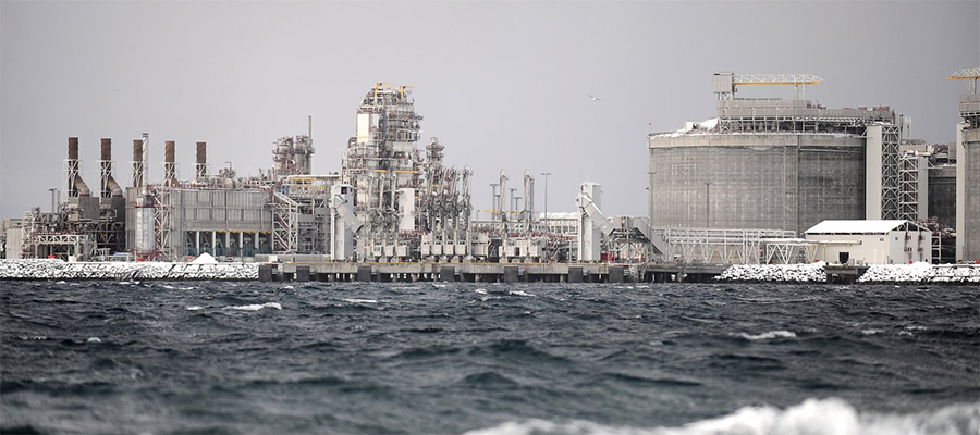 Год на восстановление. СПГ-завод Hammerfest LNG в Норвегии может начать работу в октябре 2021 г.