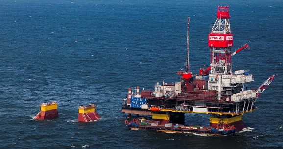 Lukoil boosts output at Caspian Sea field with 5th well