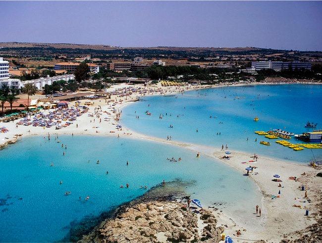 Кипр отдал 2 участка шельфа Total для разведки месторождений