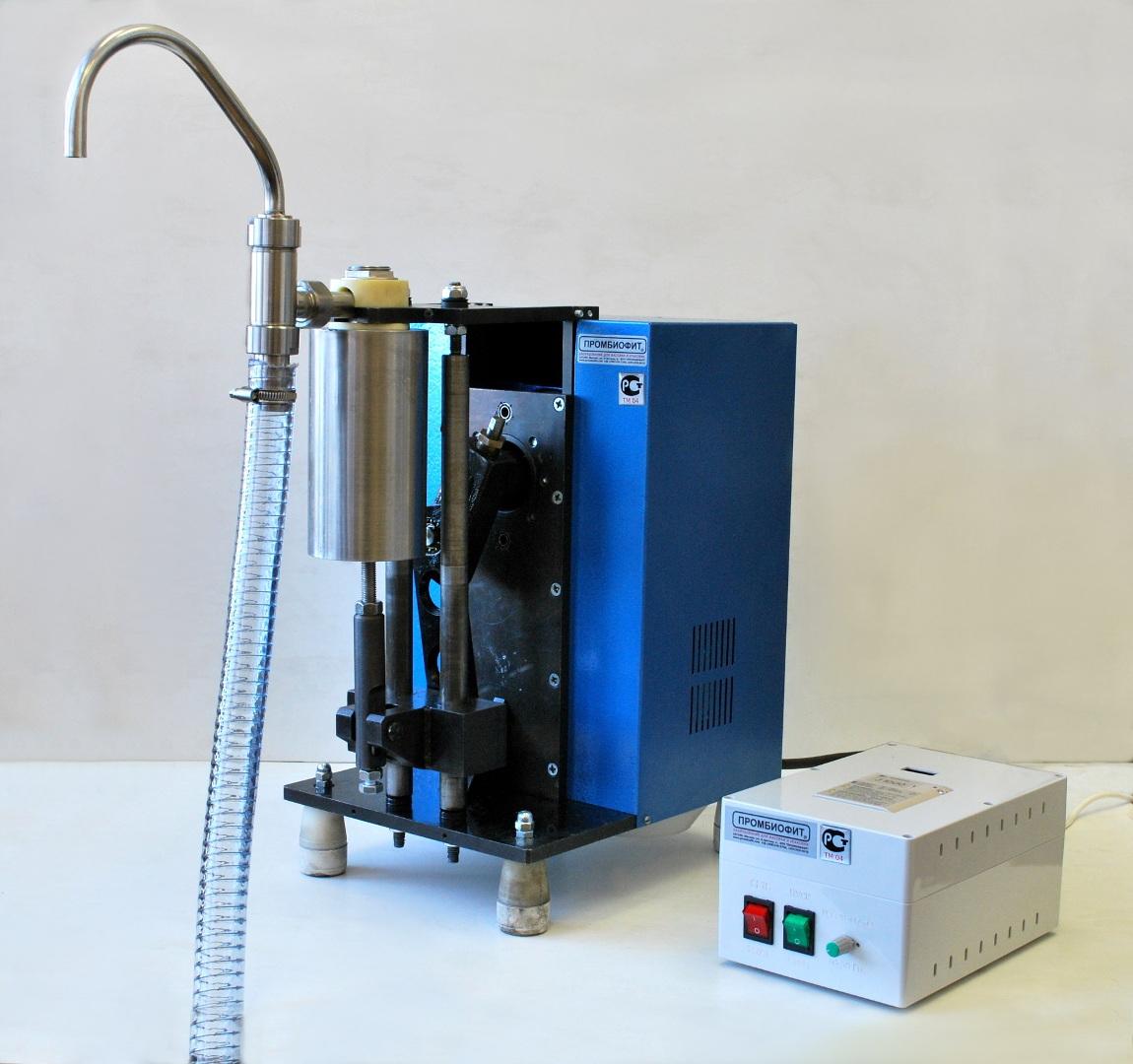 От лаборатории до промплощадки. Оборудование ИТП «ПРОМБИОФИТ» для производства многокомпонентных эмульсий, суспензий и гелей