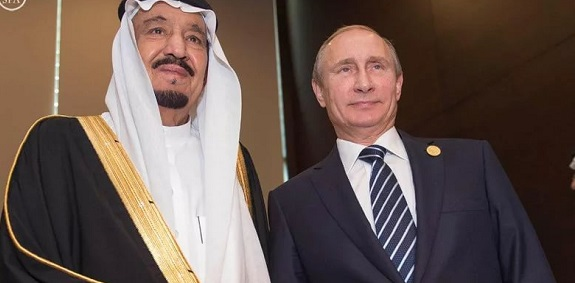 Is Russia's Middle East endgame trouble for global energy markets?