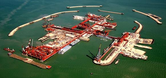 Казахстан понизил полку добычи на Кашагане до 300 тыс барр/сутки нефти