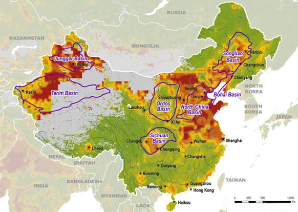 У Китая слово не расходится с делом. CNPC увеличивает добычу сланцевого газа на юге провинции Сычуань