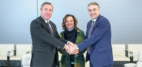 Gazprom Neft signs a tripartite Cooperation Agreement with Politecnico di Torino and the St Petersburg Polytechnic University