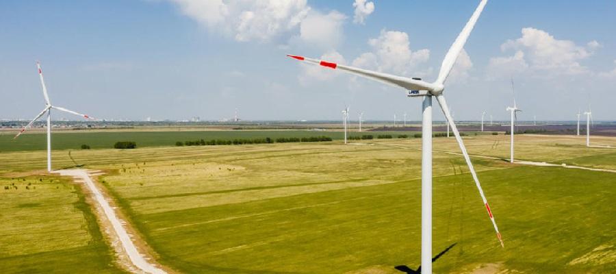 В Ростовской области запущена первая ветроэлектростанция ...