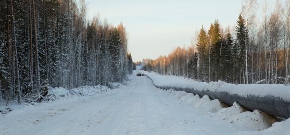 Транснефть-Сибирь ввела в эксплуатацию участок магистрального нефтепровода Красноленинск - Шаим - Конда