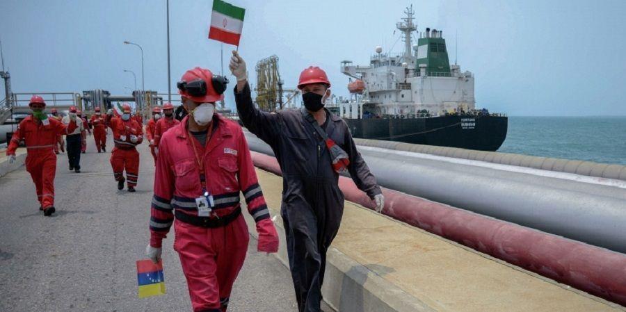 Иран отправит в Венесуэлу 2-ю партию катализаторов