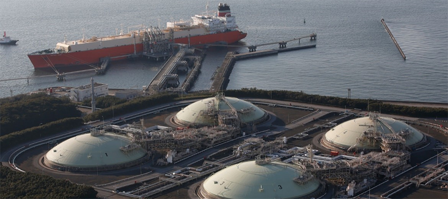 Yamal LNG shipped the 1st cargo of LNG to Japan