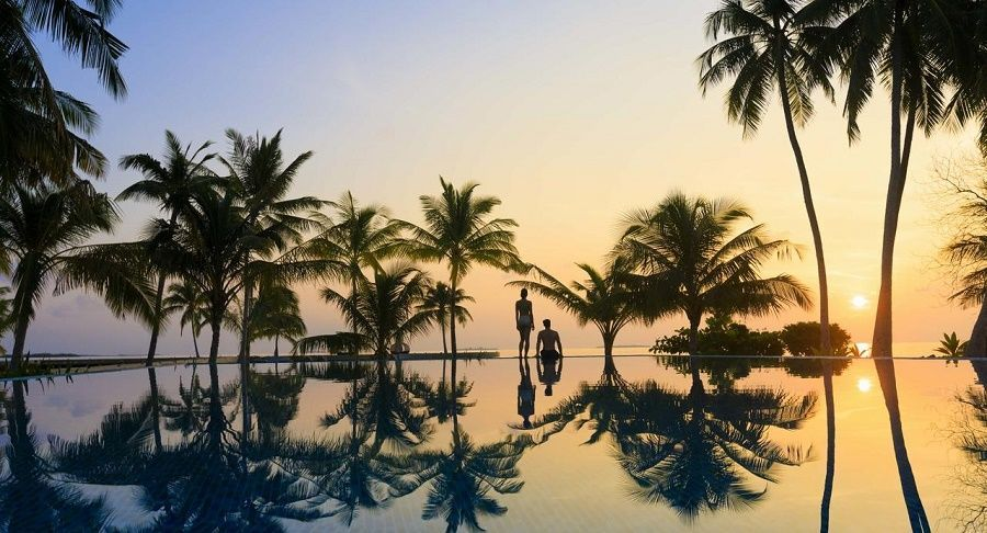 Насладитесь великолепным сервисом в Dhigali Maldives