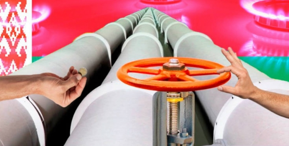 Belarus to pay less than $130 per 1,000m3 of Russian natural gas