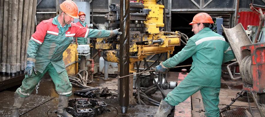Белоруснефть поставила рекорд по суточной проходке при бурении боковых стволов