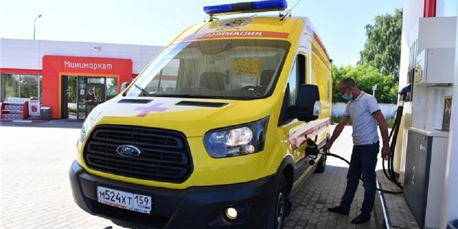 LUKOIL provides free fuel to regional ambulance  services during coronavirus pandemic