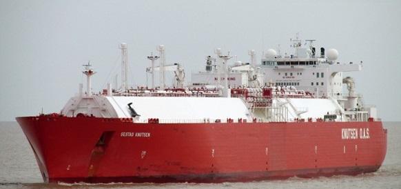 В Европу прибыл 2-й танкер-газовоз со сжиженным газом из США. Экологи ответили протестом