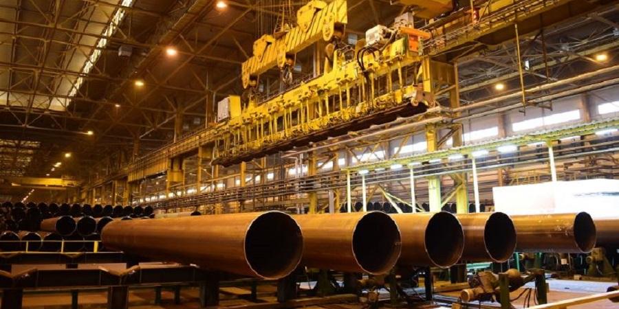 Северсталь освоила производство инновационных  труб большого диаметра К65