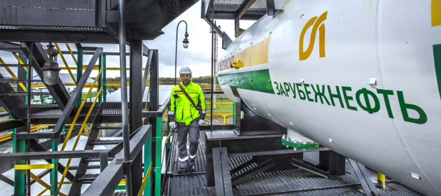 Zarubezhneft ranked 1st in the Russian oil and gas companies environmental responsibility rating