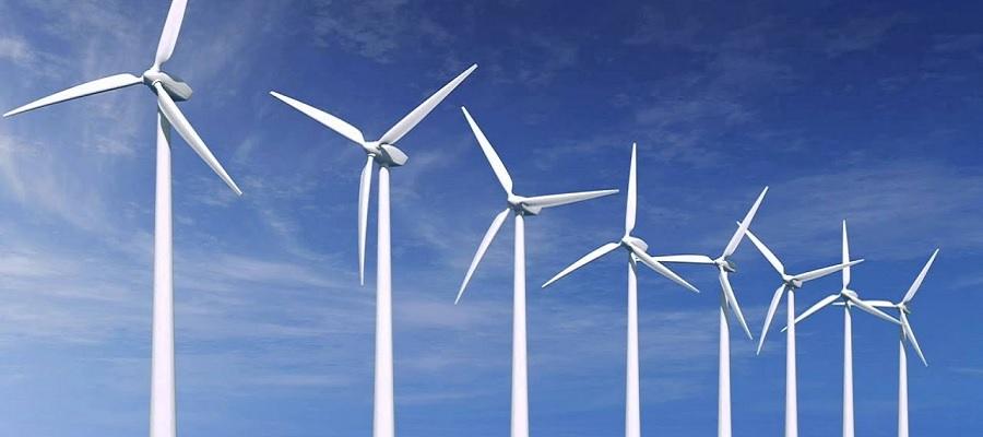 В Рижском заливе может появиться парк ветрогенераторов