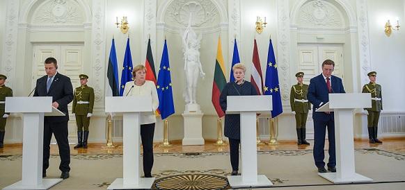 А. Меркель- прибалтам: Германия знает о критическом отношении стран Балтии к Северному потоку-2, но проект слишком важен Голосовать!