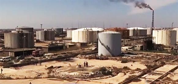 США объявили о санкциях в отношении нефтяной промышленности Сирии