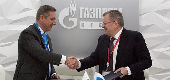 Газпром нефть - РФФИ. На ПМЭФ-2018 подписано соглашение о сотрудничестве. Технологии добычи ТрИЗ , рост КИН, катализаторы, цифровизация Голосовать!
