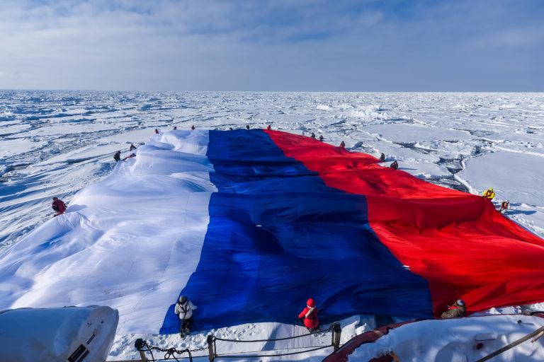 России нет равных в Арктике