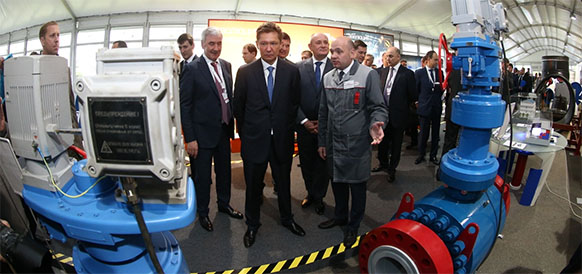 Gazprom and ChelPipe sign roadmap to produce pipes for offshore projects
