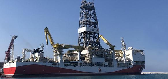 Турция планирует приступить к разведочному бурению на углеводороды на шельфе о. Кипр