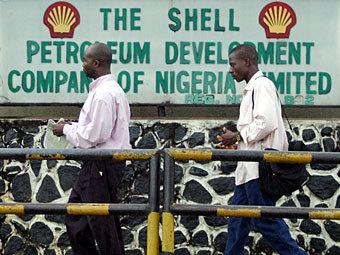 Shell возобновила работу нефтепровода в Нигерии