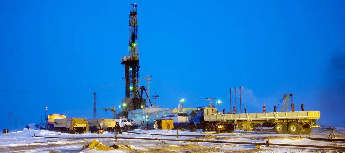На Ванкорском месторождении Роснефти будет расширен куст скважин. Очередной