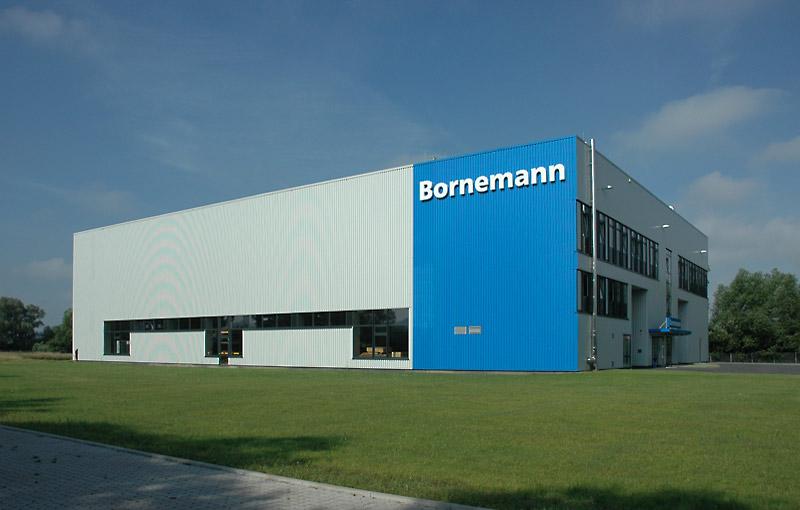Мультифазные насосные системы BORNEMANN и насосное оборудование для нефтегазодобывающей промышленности