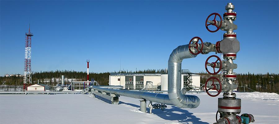 На Северо-Савиноборском месторождении ЛУКОЙЛа будет расширена сеть промысловых трубопроводов