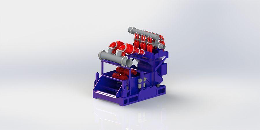 Полиуретановые комплектующие для ситогидроциклонных установок Derrick, M-I Swaco, СГУ отечественного производства