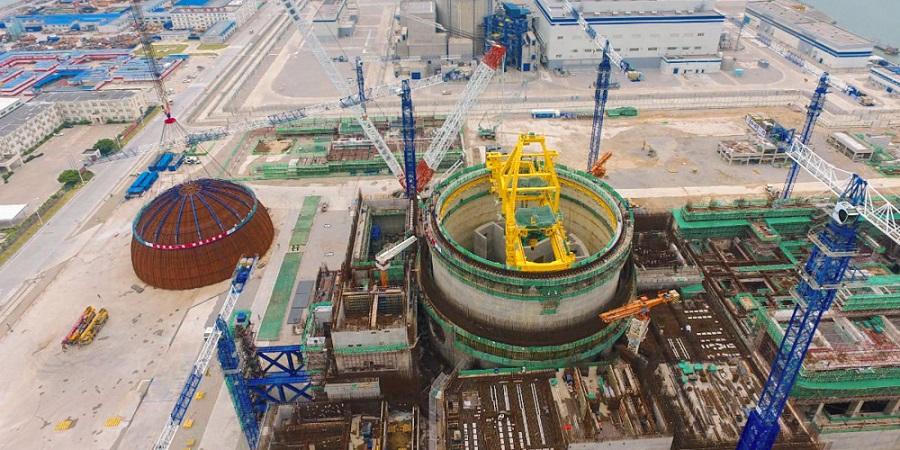Госсовет КНР одобрил строительство еще 4-х блоков с реакторами Хуалун 1