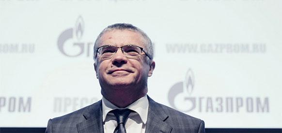 Газпром рассчитывает в 2017 г увеличить выручку от экспорта газа на 16%, до 35 млрд долл США