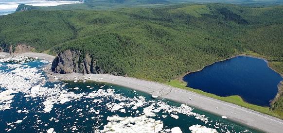 Военные экологи Восточного военного округа завершили работы на острове Большой Шантар в 2018 г.