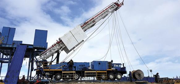 Белоруснефть построила поисковую скважину на Метельном месторождении в Ямало-Ненецком автономном округе