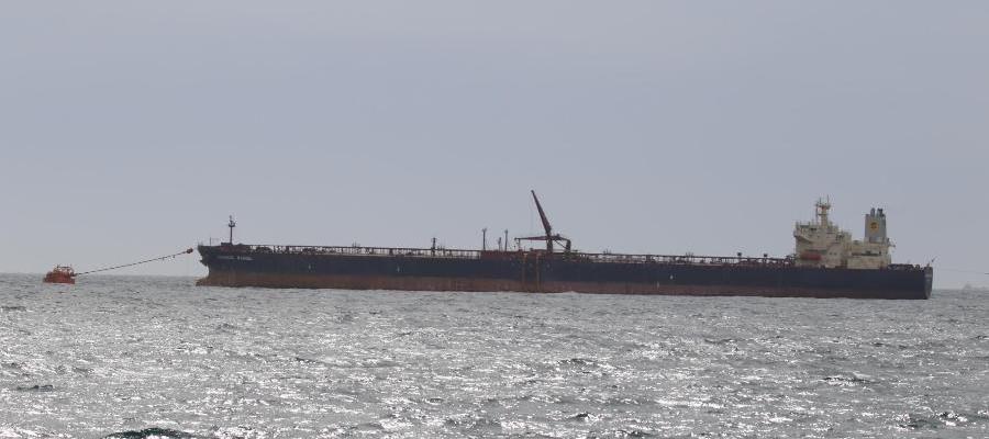 Отгрузка нефти на морском терминале КТК в апреле 2021 г. снизилась на 3% по сравнению с мартом