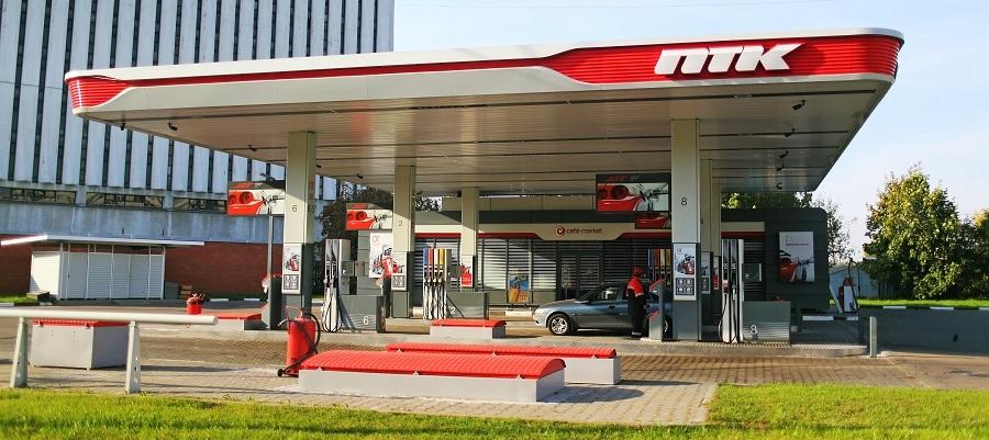 Роснефть приобрела розничную сеть АЗС ПТК